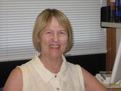 Instructor Anne Ysunza